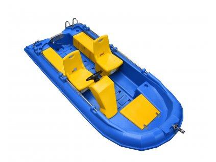 polyethylenová loď - RANGER 370