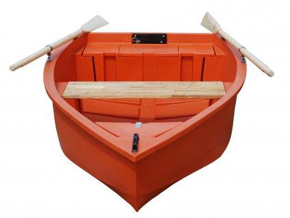 Fish 260 - dřevěná lavička