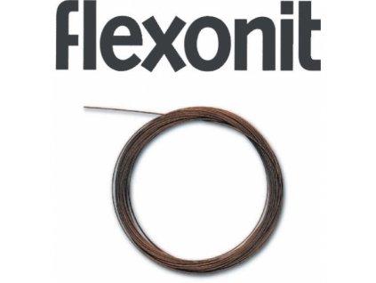 Flexonit - ocelové lanko 1x19 (0,15mm/2,5Kg)