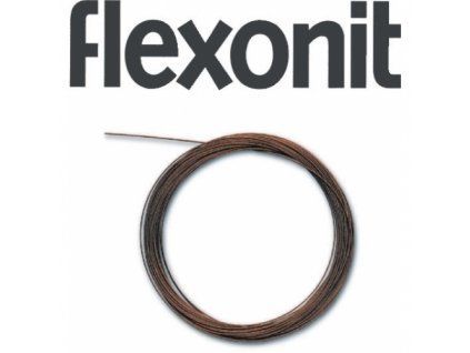 Flexonit - ocelové lanko 1x19 (0,20mm/4,5Kg)