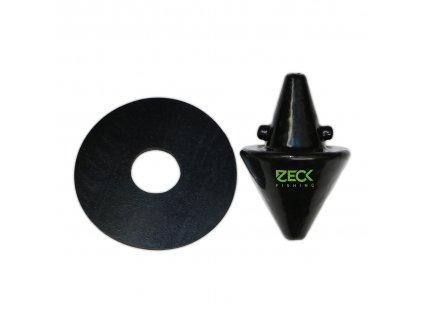 odporové olovo - ZECK Disk Teaser BLACK 190-290 g