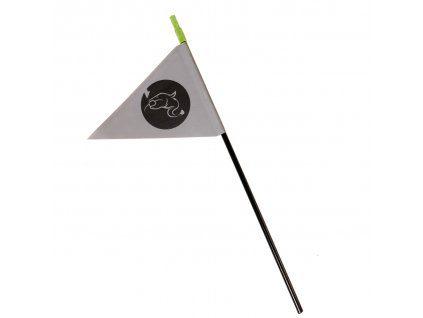 zeck fishing cat buoy flag 180039