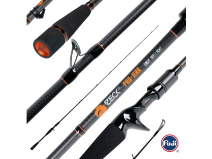 zeck fishing pro jerk 200185 comp