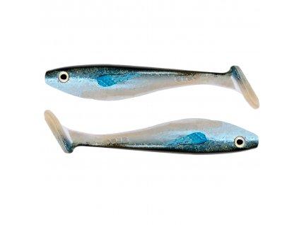 Gumová nástraha ZECK - ZECK Finch (15 cm) 2ks/bal - ZECK Blue Ice