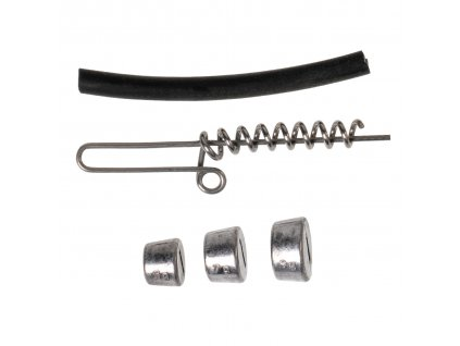 zeck fishing softbait screw set 210054