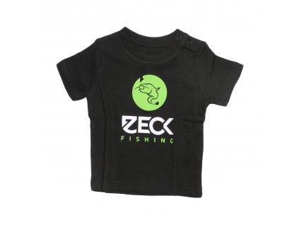 Dětské sumcařské triko - ZECK Baby T-Shirt Catfish Black
