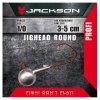 Jigová hlavička - Jackson VMC Jighead Round 1/0 17g