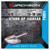 Jigová hlavička - Jackson VMC Jighead Stand Up 6/0 21g