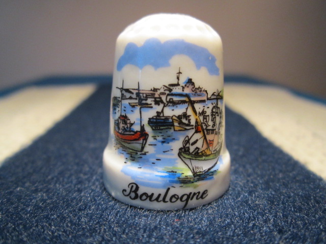 Francie - Boulogne