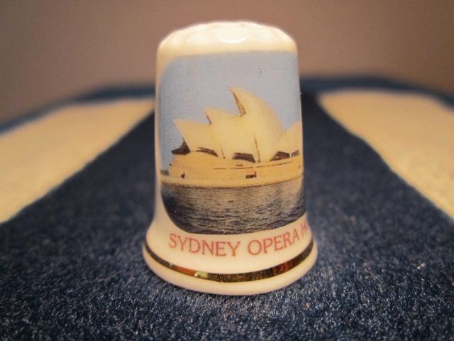 Austrálie - Sydney Opera House