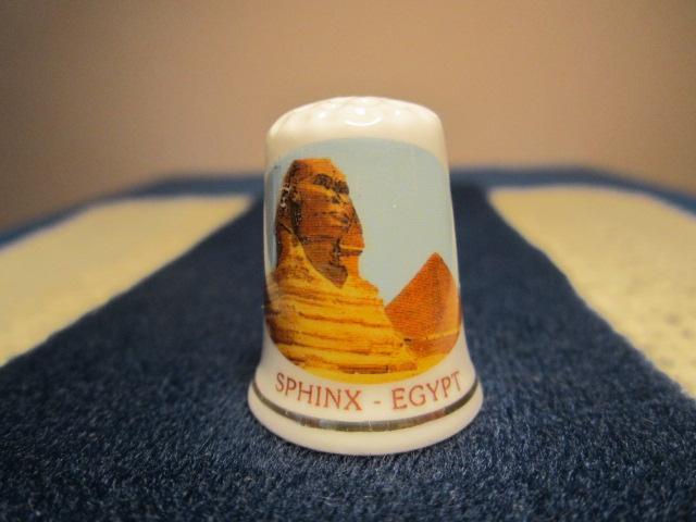Egypt - Sfinga