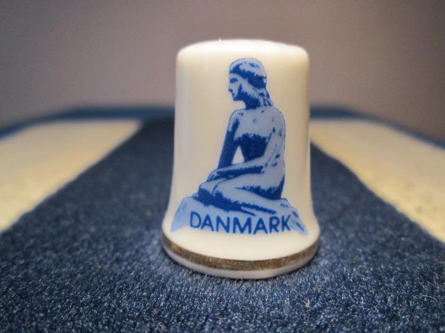 Dánsko - Malá mořská víla