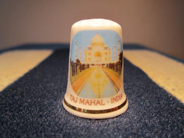 Indie - Taj Mahal