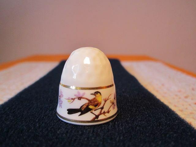 TCC Bow porcelain - Jarní serenáda