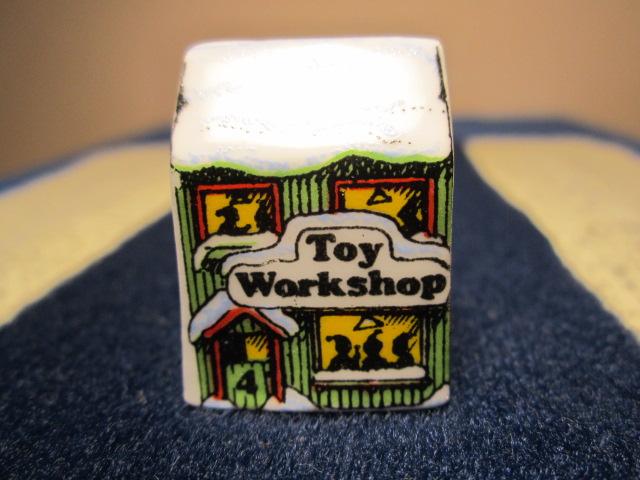 Domeček Toy