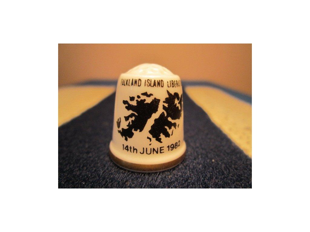 Osvobození Falkland, s mapou - Sutherland, Scotland Direct