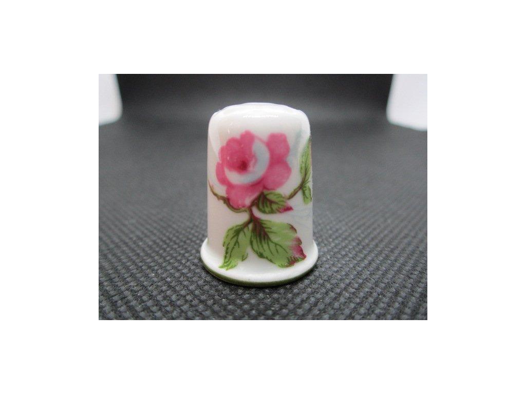 WGPH Haviland Limoges France - pink roses