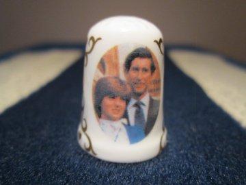 Caverswall - Princ Charles a Diana - oslava zásnub - oznámení