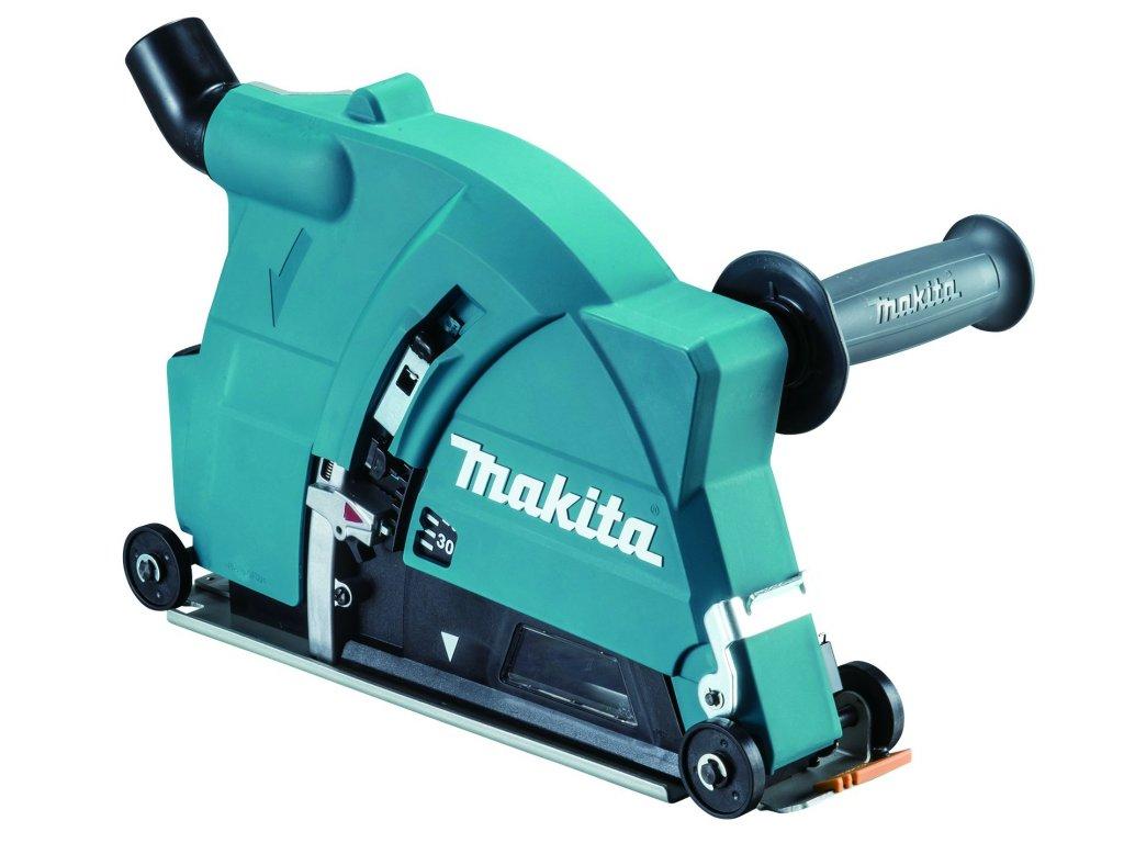 Makita 198440-5 odsávací adaptér úhlové brusky 180 a 230 mm
