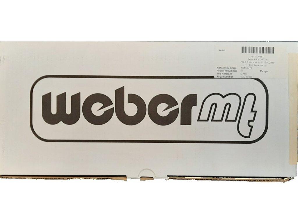 Weber servisní kit deska CR 2 R