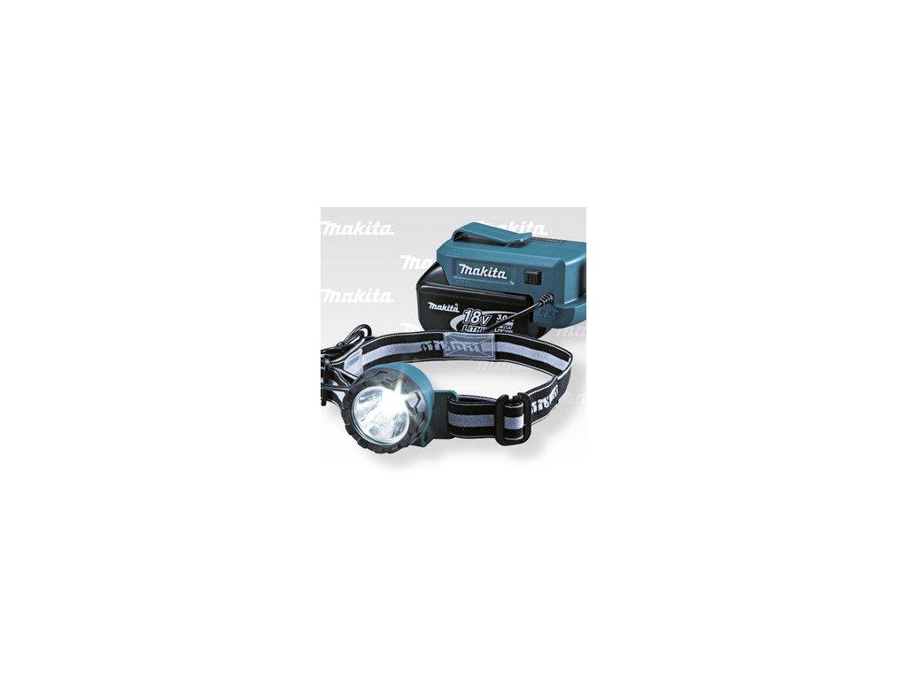 Aku LED svítilna Makita DEBDML800