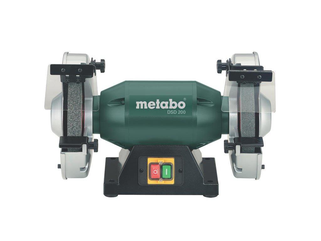 Kotoučová bruska Metabo DSD 200