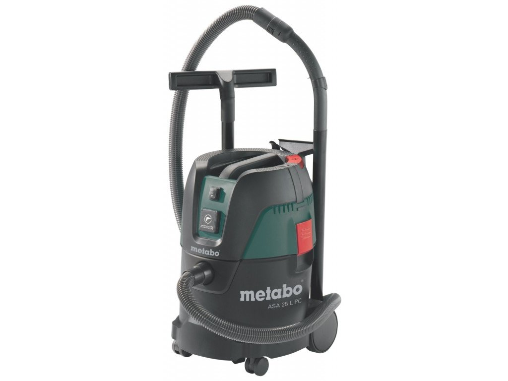 Vysavač Metabo ASA 25 L PC