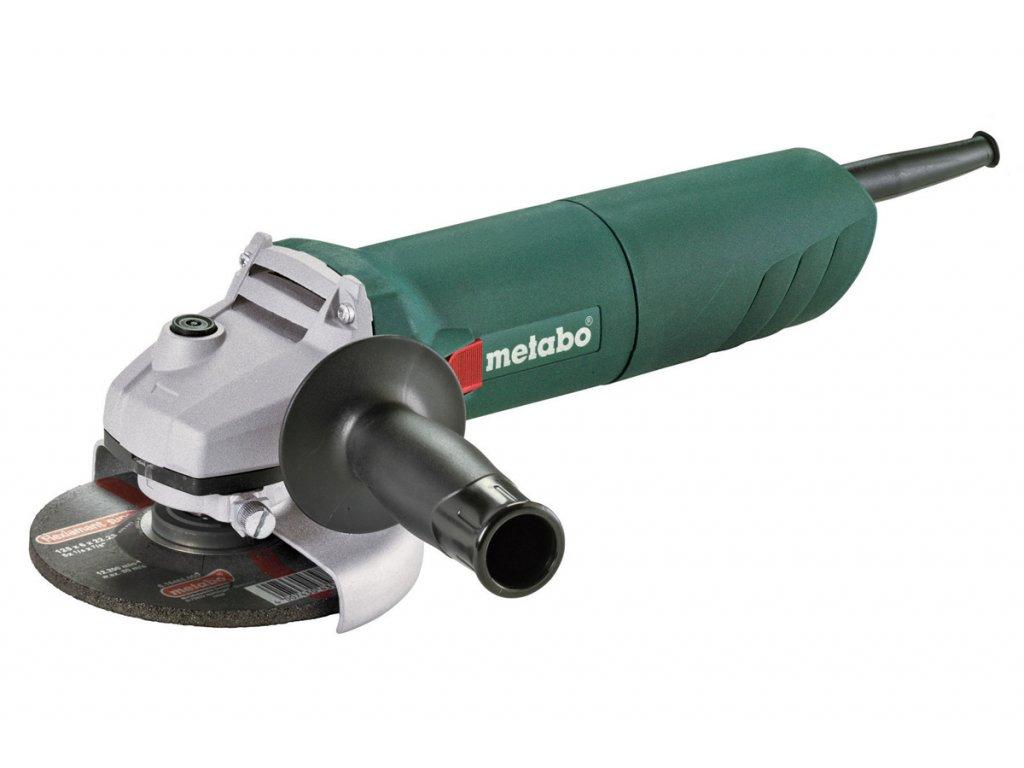 Úhlová bruska Metabo W 1100-125