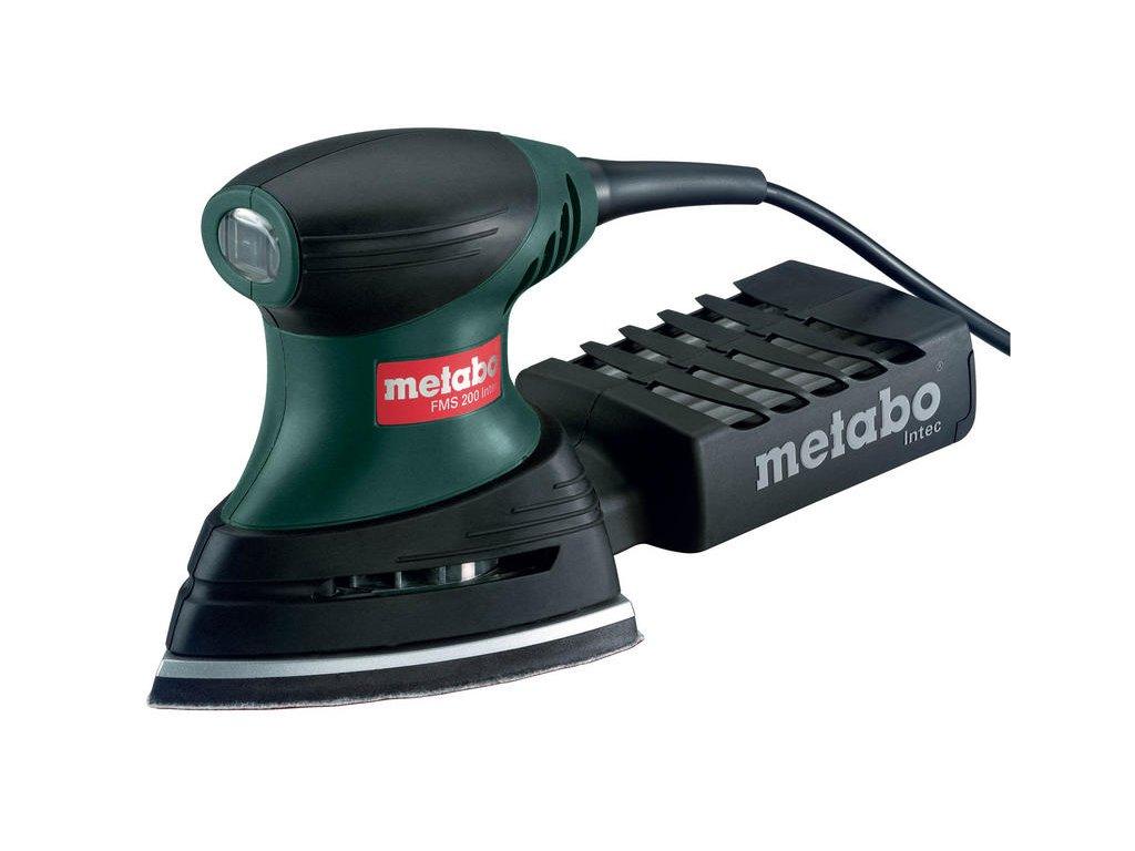 Vibrační bruska Metabo FMS 200 Intec