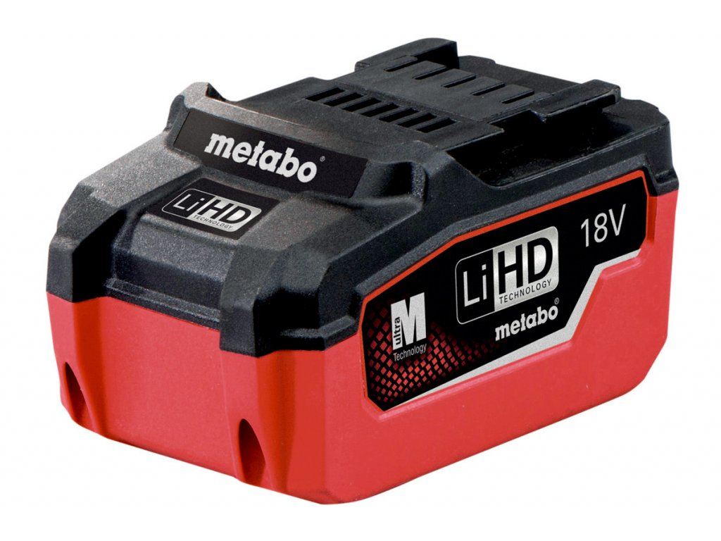 Akumulátor Metabo 18V 5,5Ah
