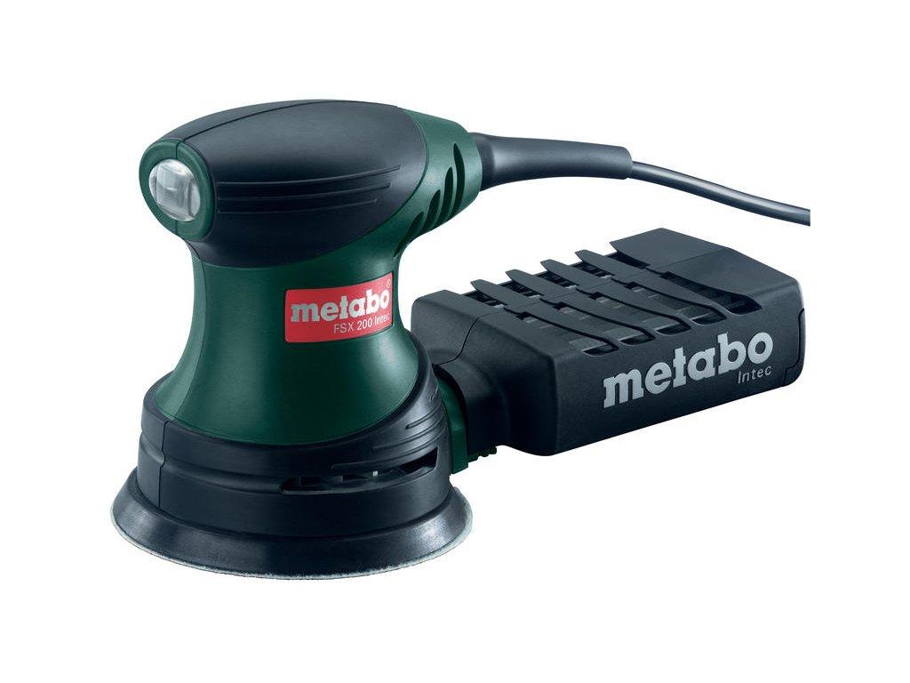 Excentrická bruska Metabo FSX 200 Intec