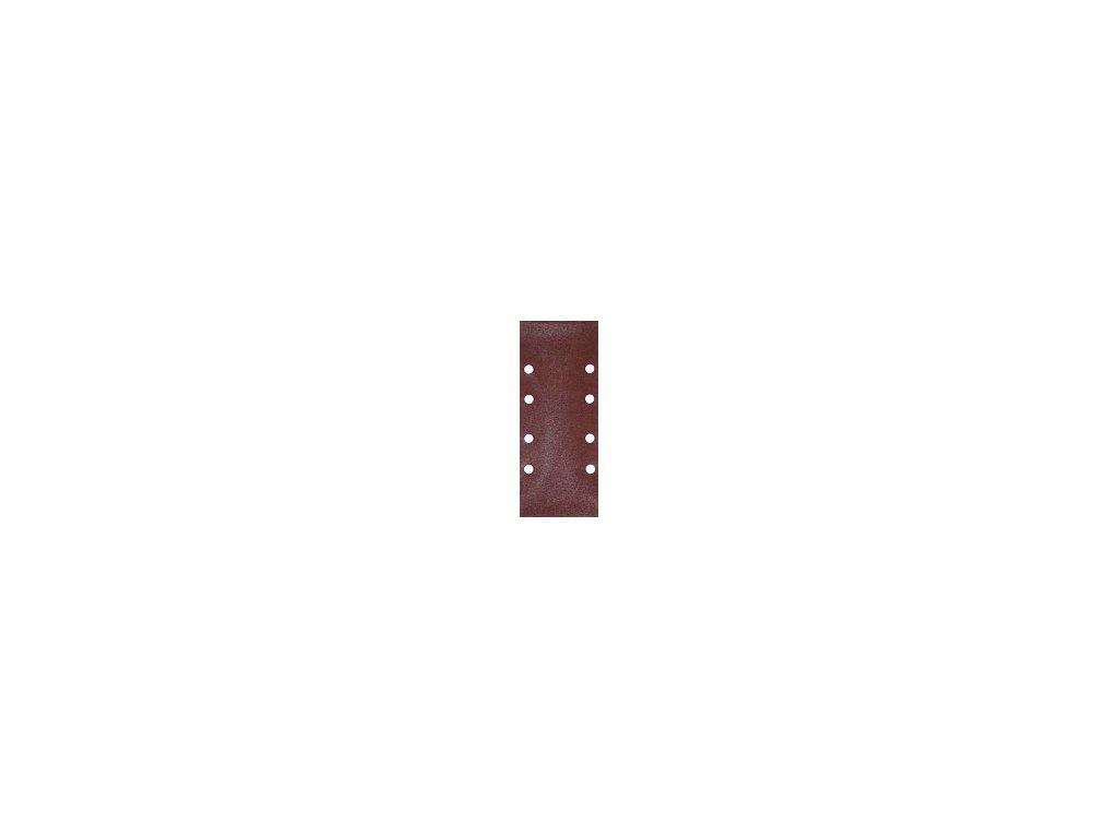 Makita brusný papír 93 x 230 mm, 8 otvorů