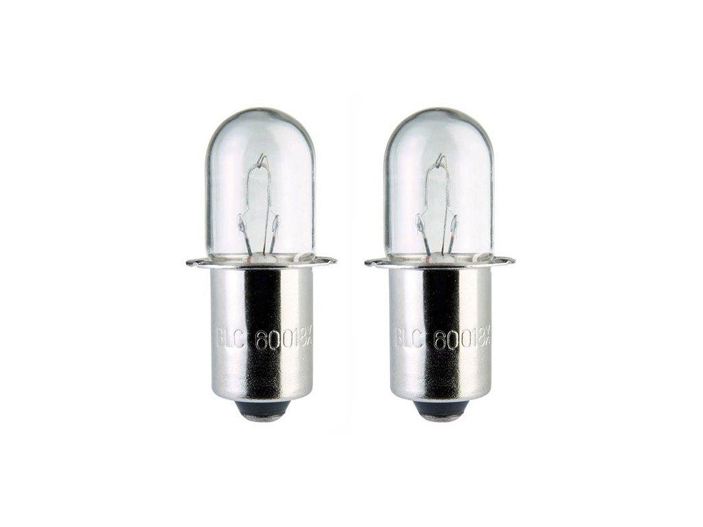 Makita A-83973 žárovka 12-14,4V 2ks
