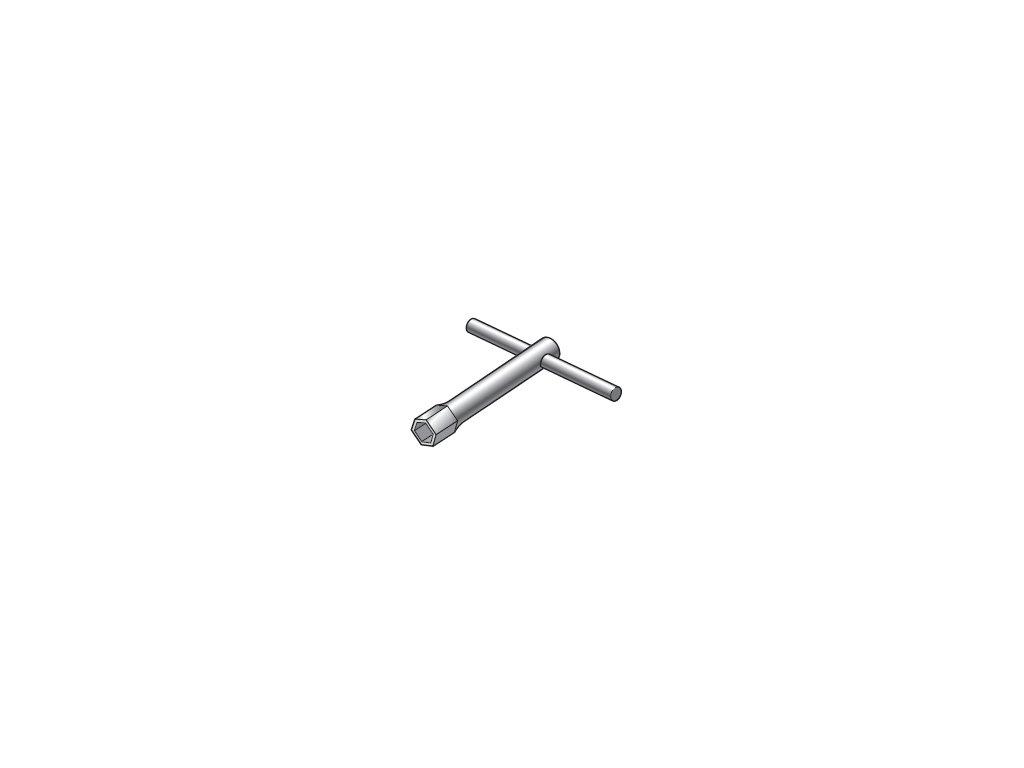 Makita 782203-5 nástrčkový klíč 9 mm