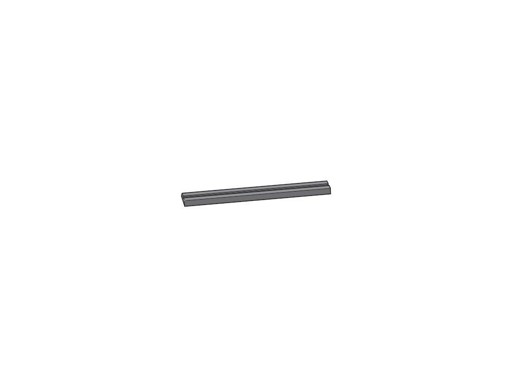 Makita D-07945 nůž oboustranný z tvrdokovu 2ks