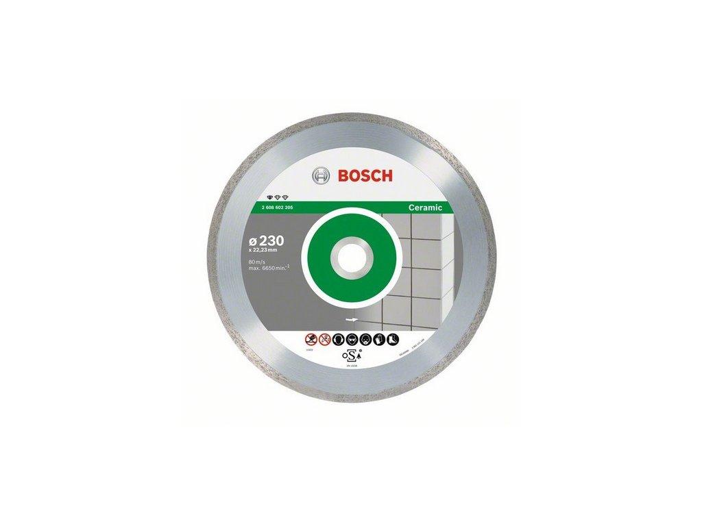 Bosch řezný diamantový kotouč Ceramic