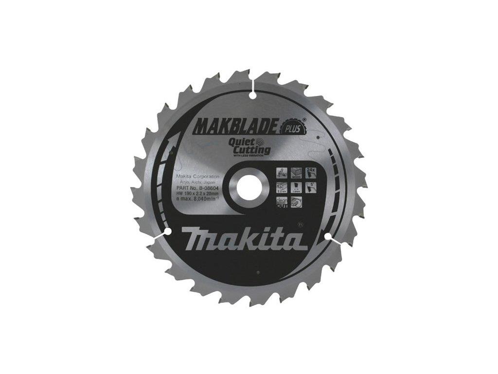 Makita pilový kotouč MAKBLADE PLUS
