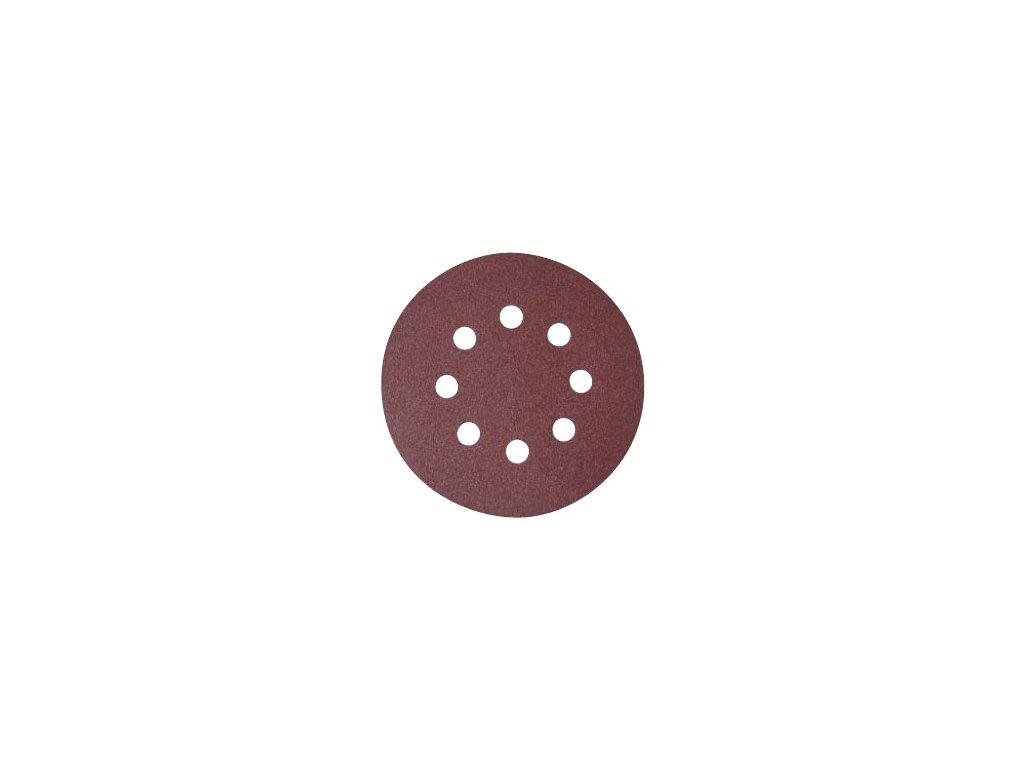 Makita brusné papíry 125 mm