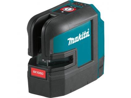 Křížový laser Makita SK105DZ bez aku
