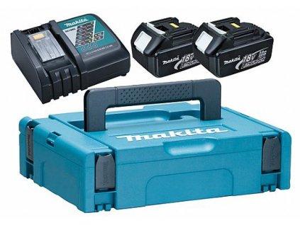 Makita sada akumulátorů 18V 2x 3,0Ah Li-Ion