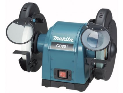 Dvoukotoučová bruska Makita GB801