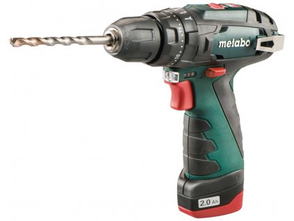 Aku příklepová vrtačka Metabo PowerMaxx SB 2,0 Ah