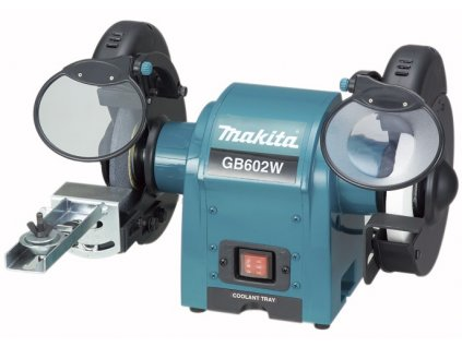 Dvoukotoučová bruska Makita GB602W