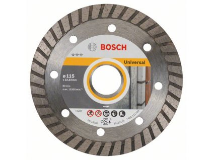 Bosch diamantový kotouč Universal Turbo