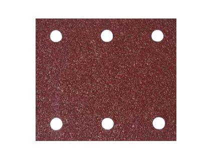 Makita brusný papír perforovaný 114 x 102 mm