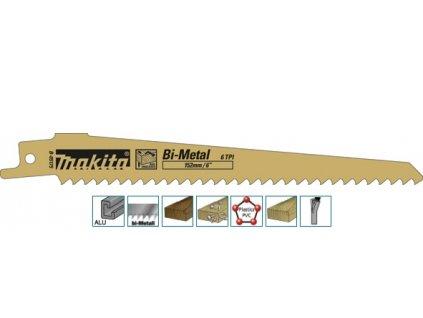 Makita B-05175 pilový list 130mm 6Z (5ks)