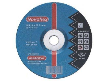 Brusný kotouč Metabo Novoflex