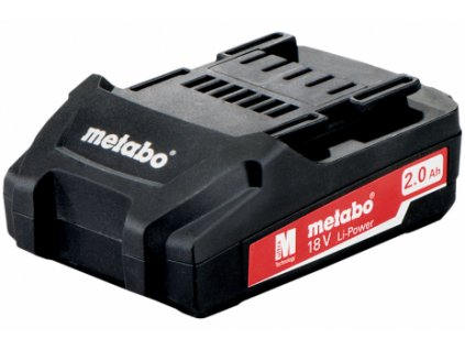Metabo 625596000 akumulátor 18 V 2,0 Ah