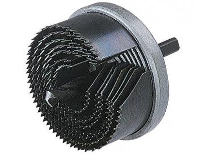 Wolfcraft Děrovka 7díl.25-62 hl.33mm kov.talíř 2160000