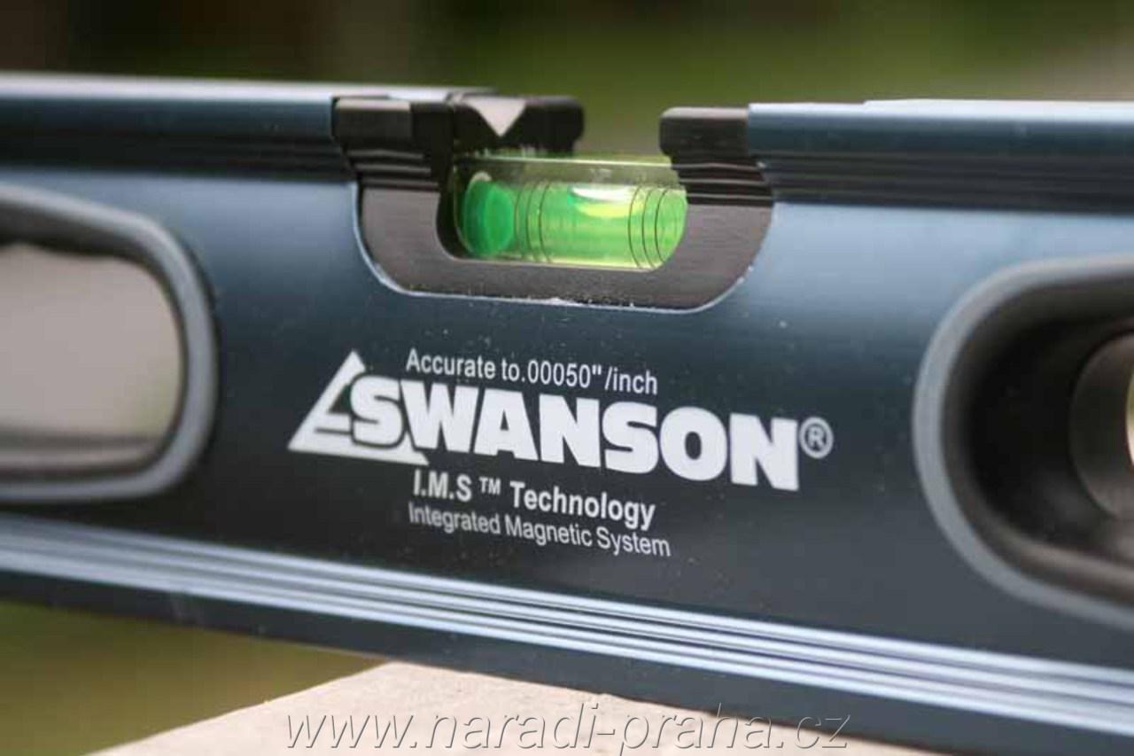 Swanson - vodováhy a ostaní měřidla